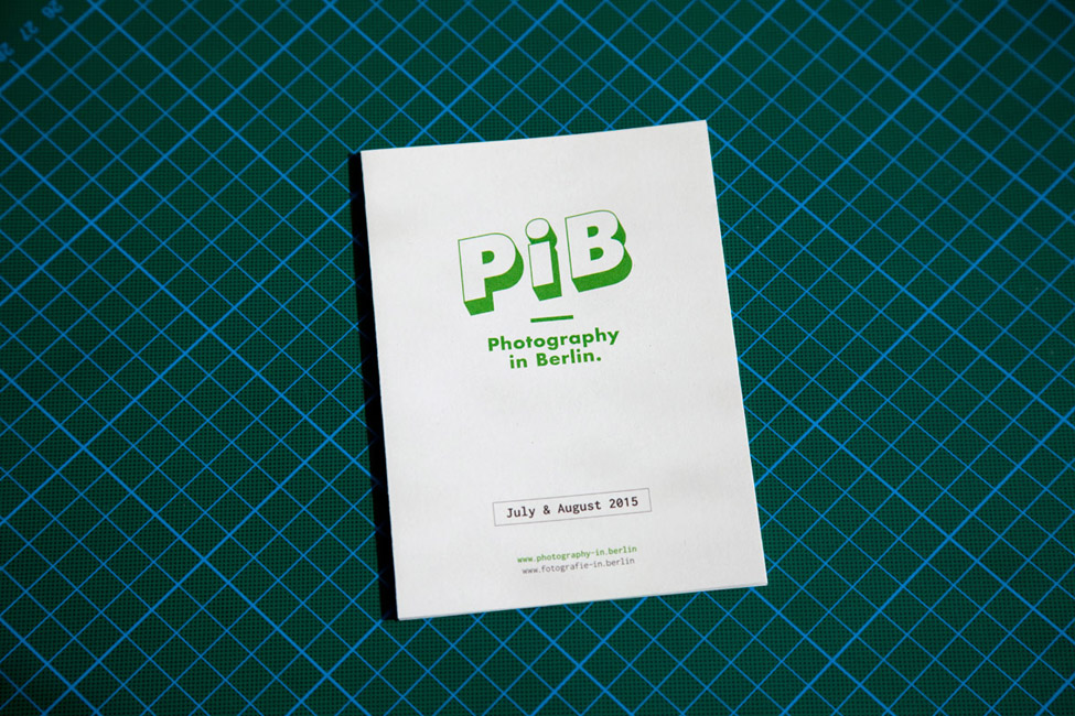 The PiB Guide #2 | July/August 2015 © PiB