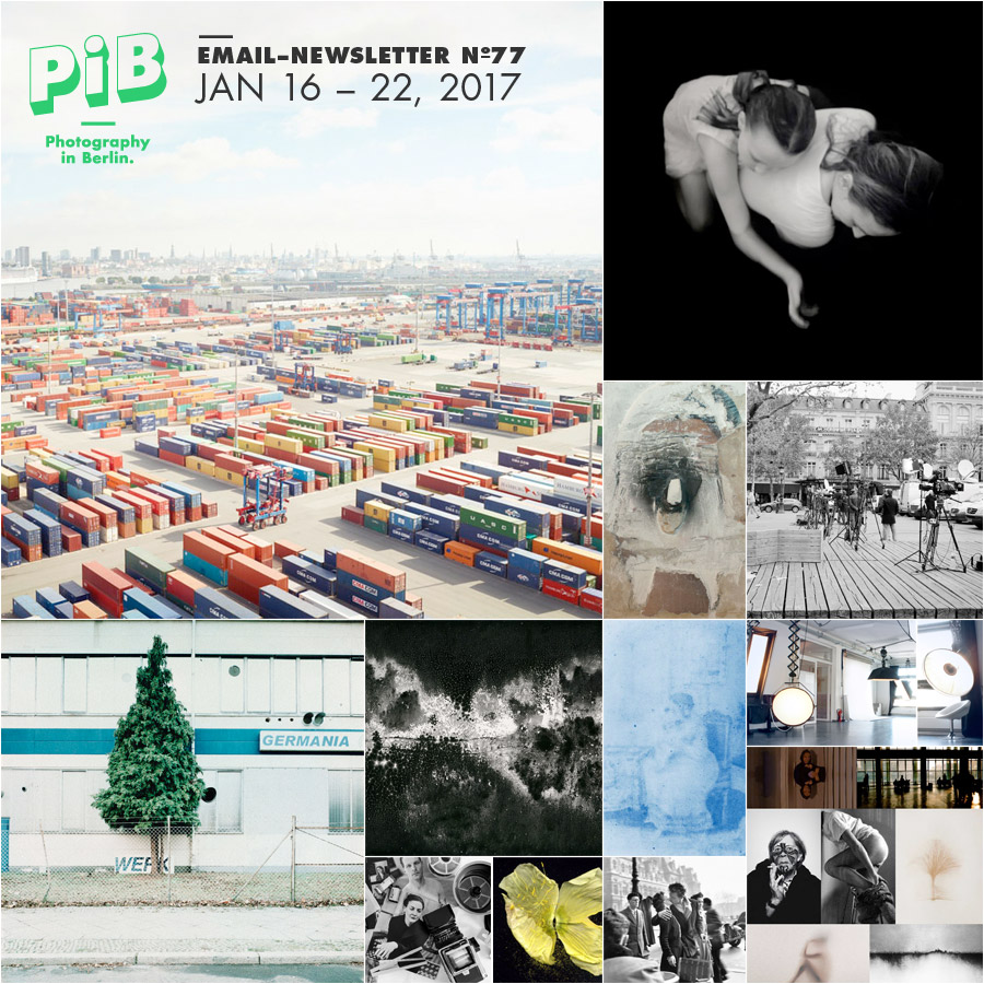 PiB Newsletter Nº77 | JAN 16 – 22, 2017
