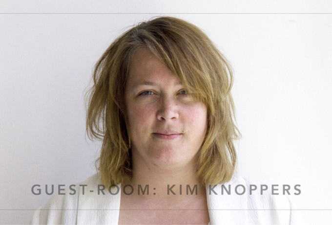 DER GREIF | »Guest-Room: Kim Knoppers«