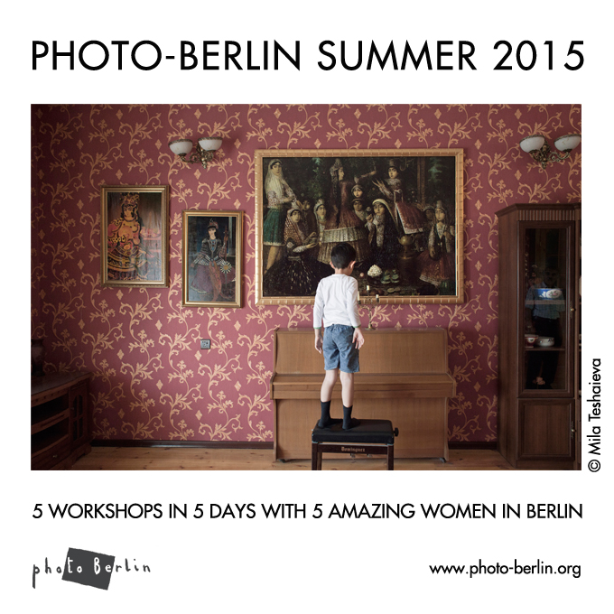 Photo-­Berlin | Summer 2015 Edition