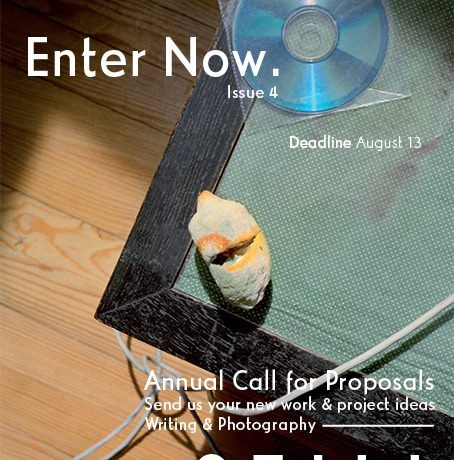 S T I L L | Fourth Annual Call For Proposals
