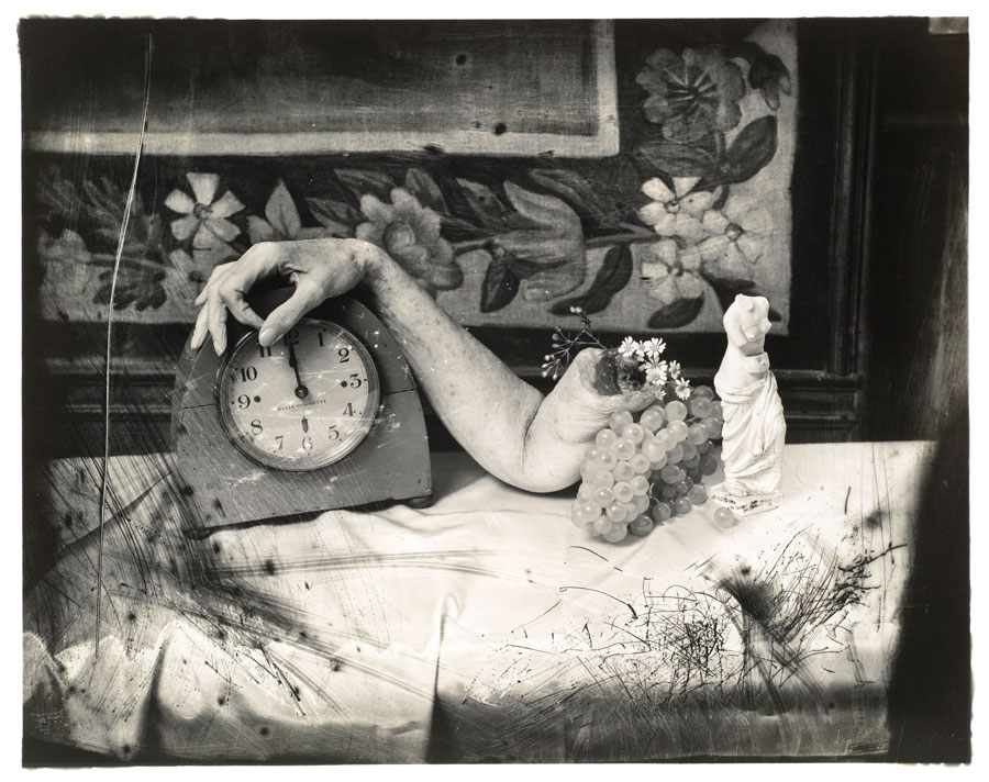 Joel-Peter Witkin, Anna Akhmatova, Paris, 1998 © Joel-Peter Witkin, Courtesy Galerie Hiltawsky