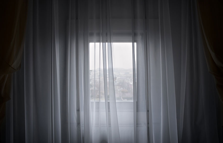 Window 206, From The Series Aussicht © Roger Eberhard