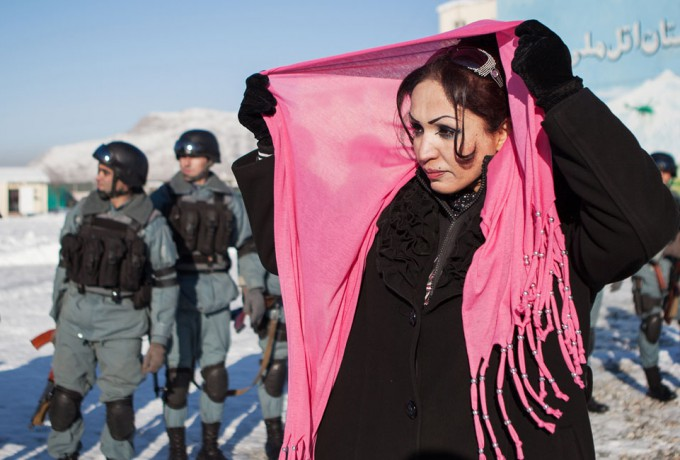 Willy-Brandt-Haus | Lela Ahmadzai – »Undaunted: Four Women In Kabul«