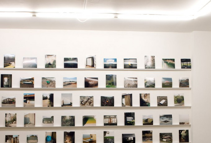 STRAHLER | Uta Neumann – Stranded Places & Other Landscapes