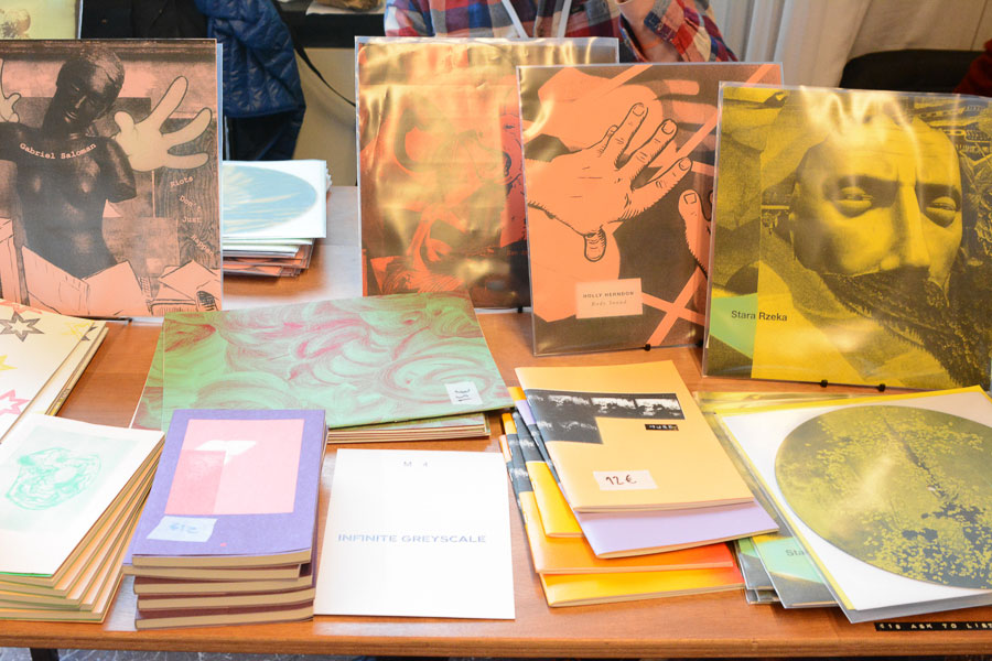 Friends With Books Art Book Fair 2014 © Anaii Lee Ender
