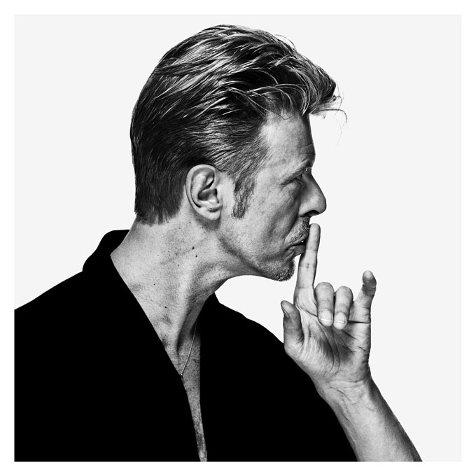 »Bowie – The Session« © Gavin Evans
