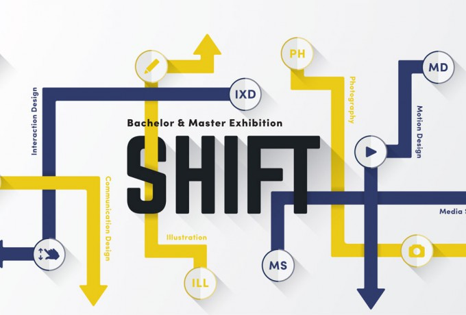 BTK University Of Art & Design | »SHIFT« Bachelor & Master Exhibition