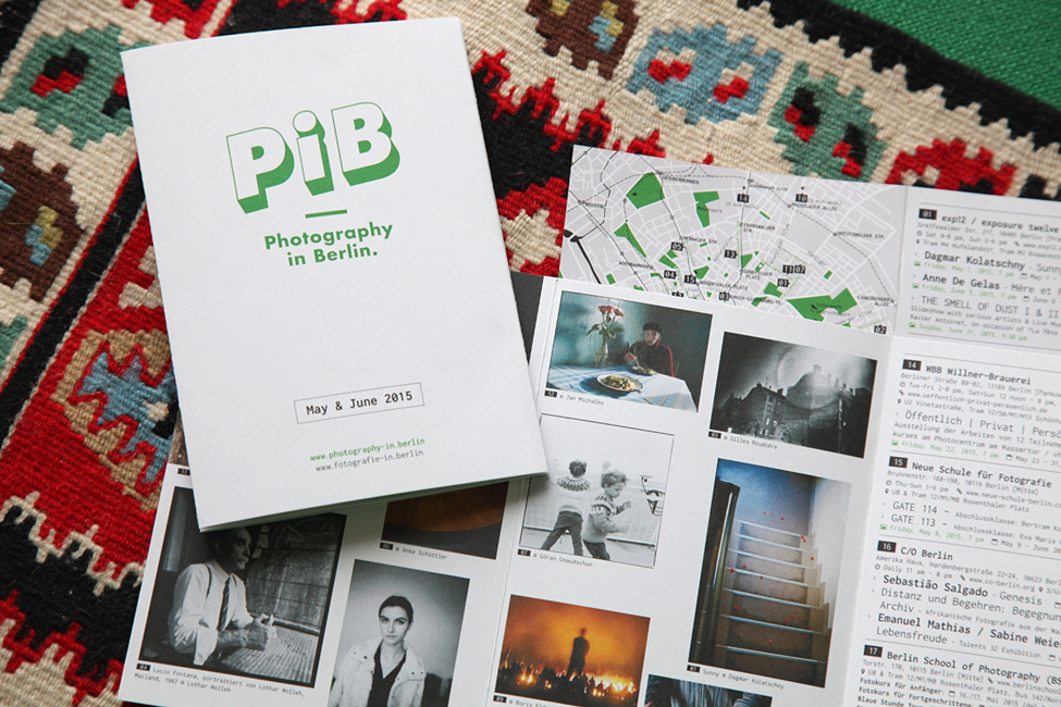 The PiB Guide #1 | May & June 2015 © PiB