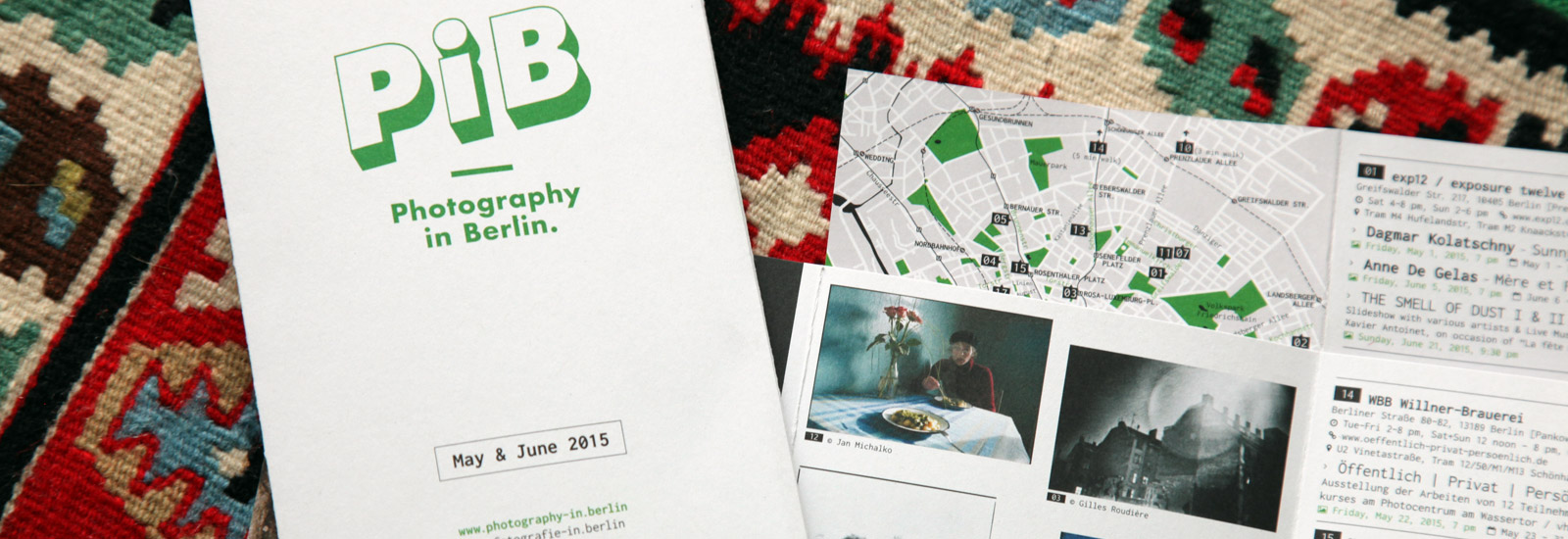The PiB Guide #1 | May/June 2015 © PiB