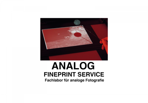 Analog Fineprint Service By Marc Stache