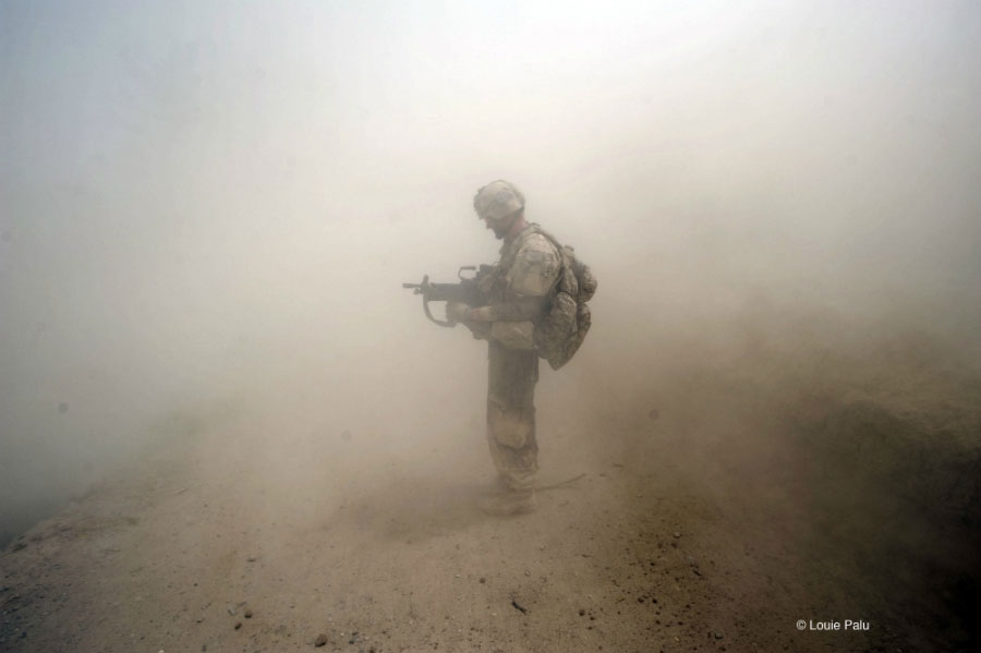 © Louie Palu, Movie Still From »Kandahar Journals«