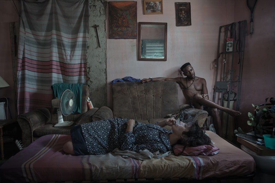 © Ana Cayuela Muñoz, Untitled (with Bruno Mendez Varona - Casitas De Kohli, Havana), 2016, Digital Photography On Fine Art Baryte Paper, Courtesy Jarmuschek+Partner