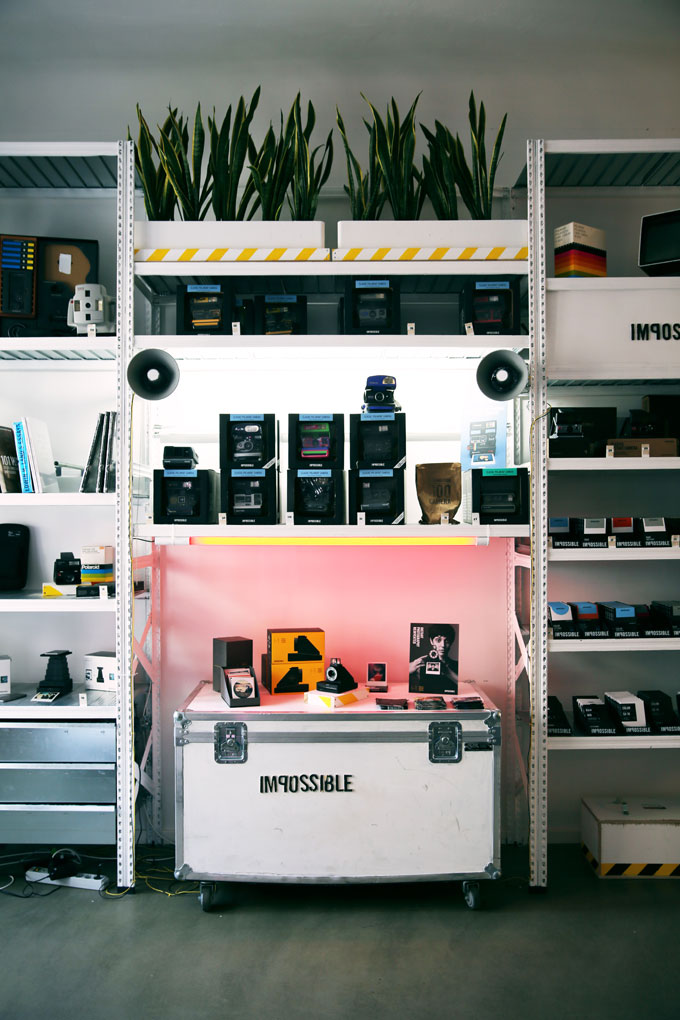 The Impossible Project Lab, Berlin