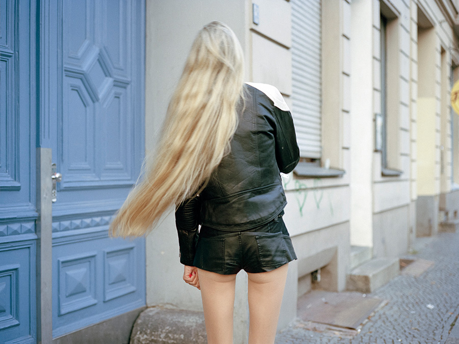 © Kathrin Tschirner, From The Series Kurfürstenstraße (2013-2015)