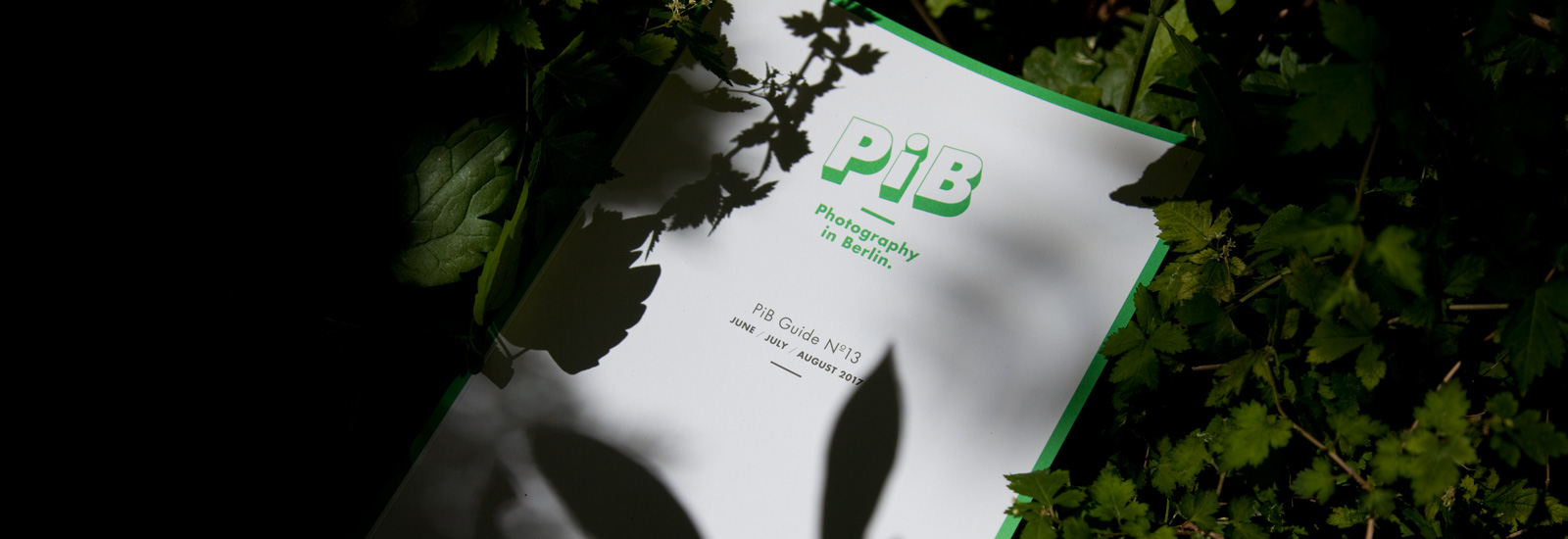 The PiB Guide Nº13 | Special Edition June – August 2017 © PiB