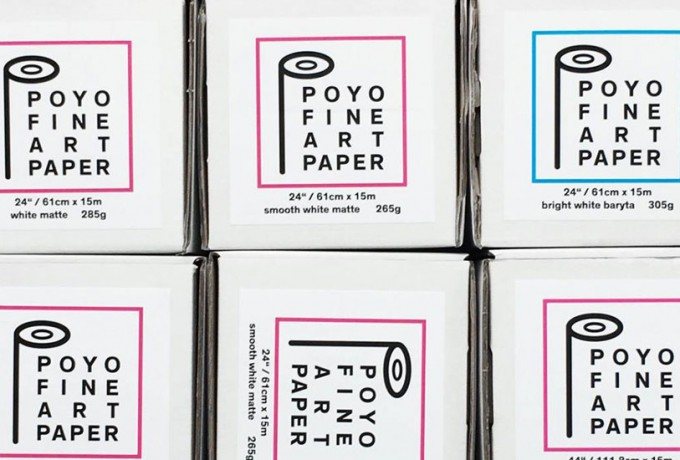 D'mage | »WE LOVE POYO« Neue Aktionspapiere & Print Workshop