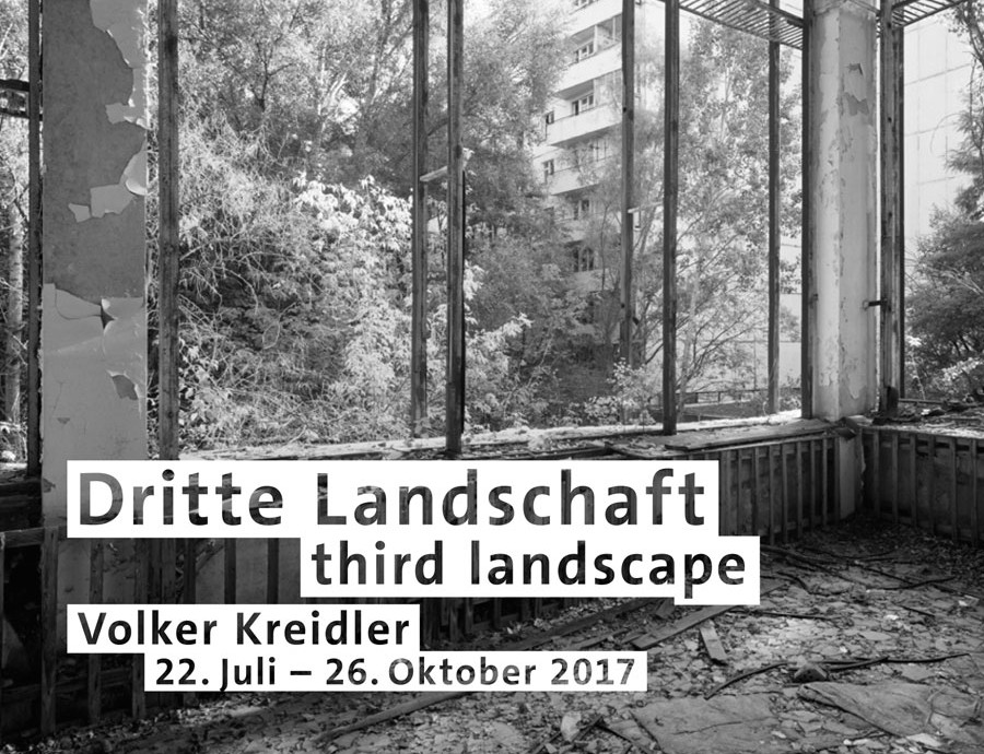"Fotoausstellung / Photography Exhibition Volker Kreidler ""Dritte Landschaft / Third Landscape"", DRIVE. Volkswagen Group Forum. Photo: From The Series 'CHERNOBYL. Measuring The Natural System, 2014-2017' © Volker Kreidler"