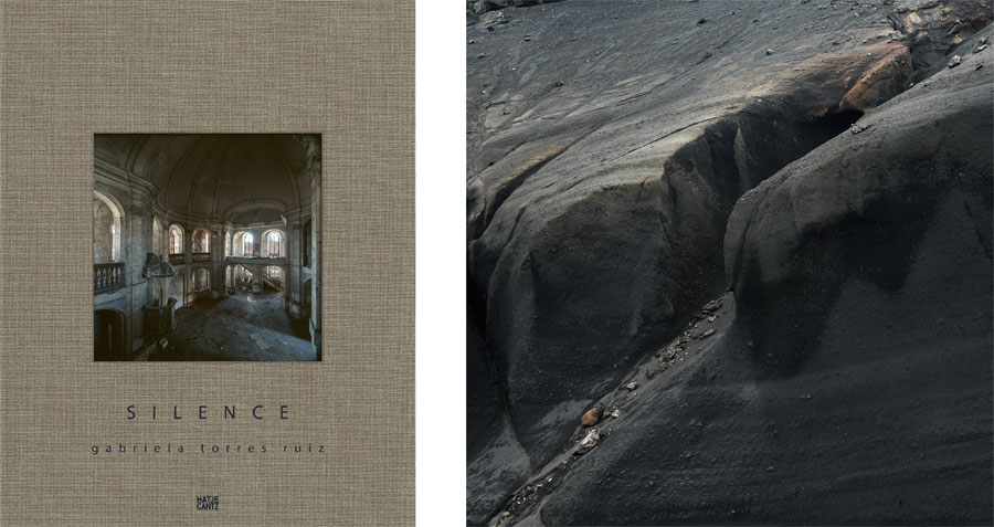 © Gabriela Torres Ruiz – Silence (Hatje Cantz), Book Cover + Diptych #28
