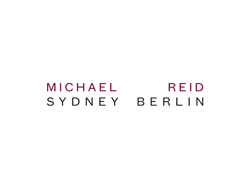 Michael Reid Gallery, Sydney and Berlin
