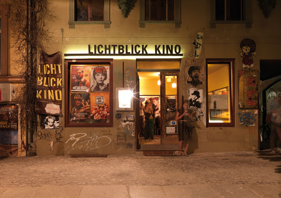 Lichtblick Kino, Berlin, 2013 © Richard Thieler