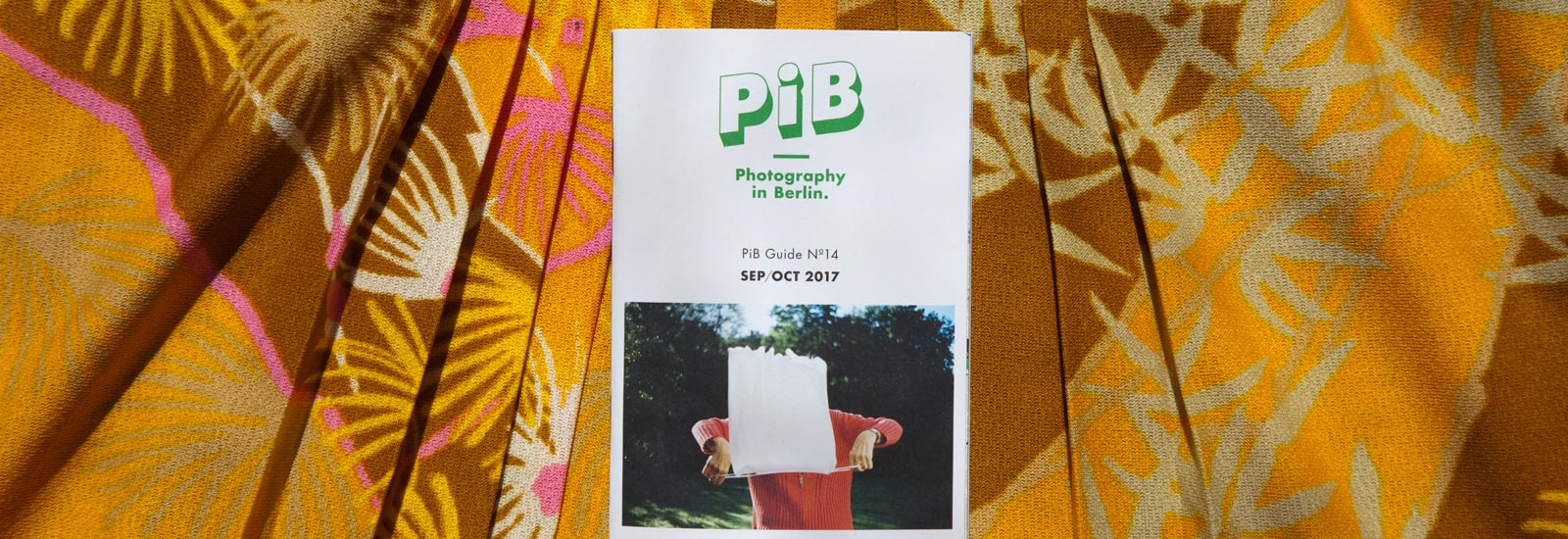 The PiB Guide Nº14 | Sep/Oct 2017 © PiB. Cover Photo © Fred Hüning