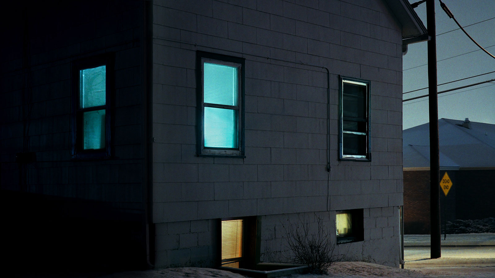 House at Night, 2007 (detail) © Christian Patterson