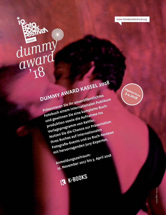 KASSEL DUMMY AWARD 2018 | Call For Entries