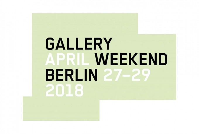 Gallery Weekend Berlin 2018