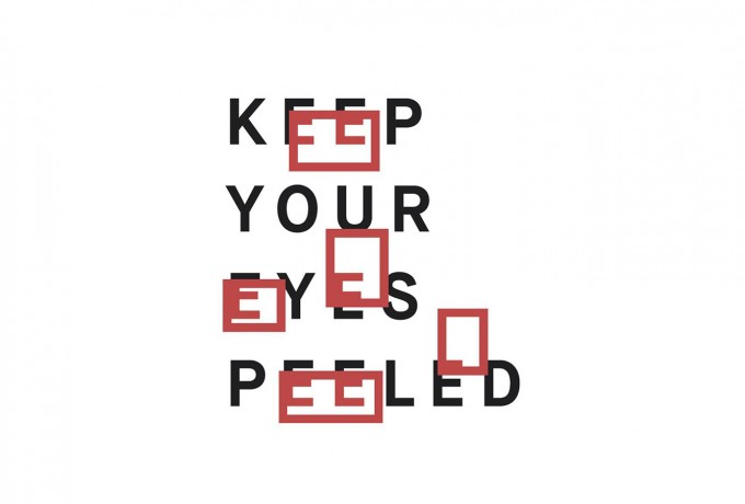 Aff Galerie | »KEEP YOUR EYES PEELED IV«