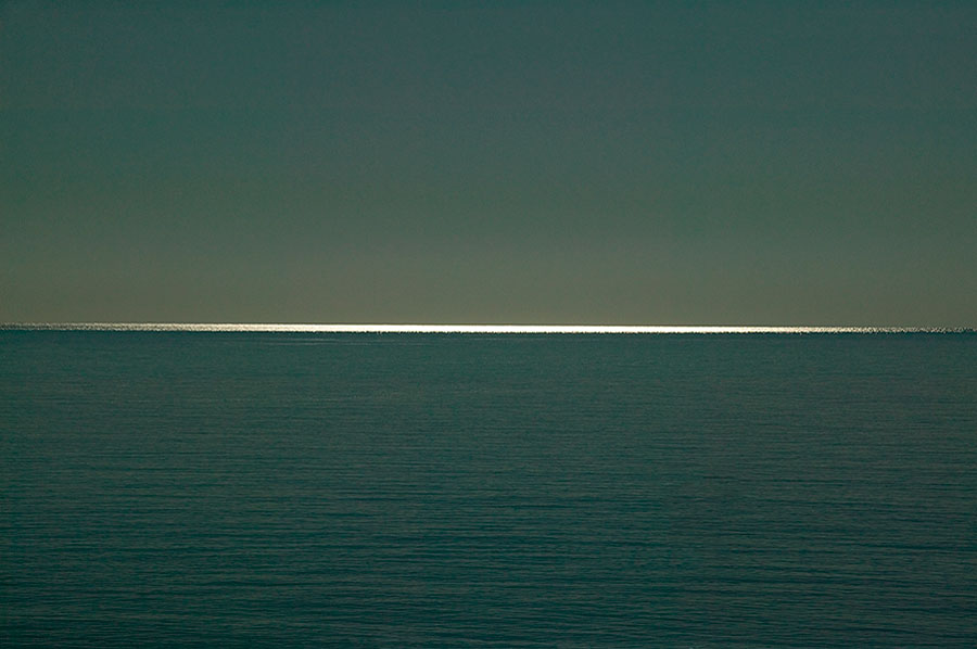 Sea Landscape, Mar Ligure, 2005 © Franco Fontana, Courtesy SR Contemporary Art Berlin