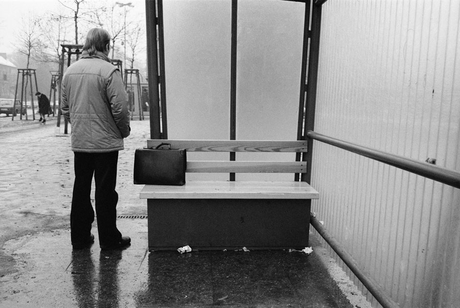 Untitled, 1981, From The Series »1980. In Berlin.« © Heiko Sievers