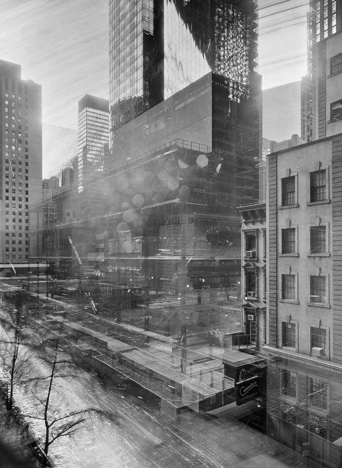 Michael Wesely, The Museum Of Modern Art New York (9.8.2001 – 7.6.2004) © Michael Wesely