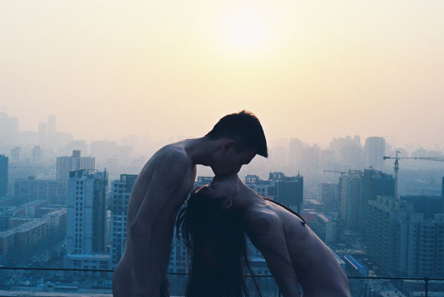 Untitled, 2012 © Ren Hang, Courtesy Estate Of Ren Hang And Stieglitz 19, Antwerpen