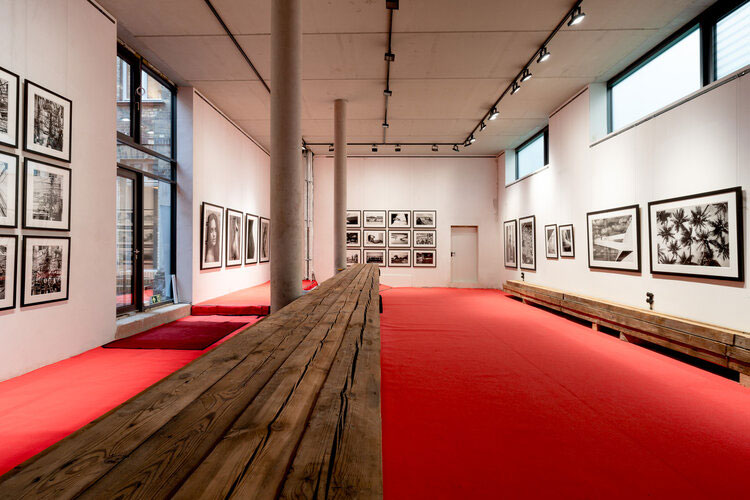 Chaussee 36 Photography |Olaf Heine - Saudade, Installation View, Chaussee 36, 2019