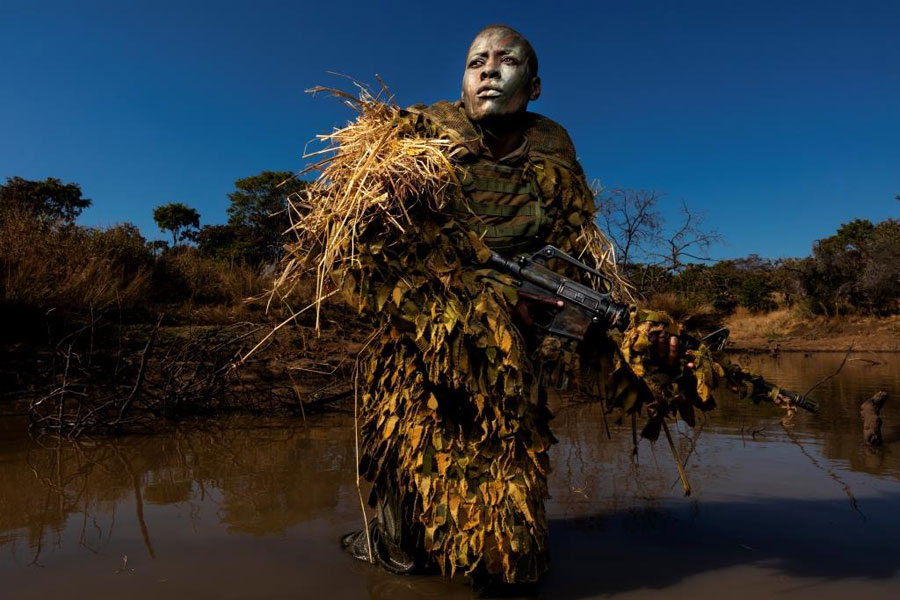 © Brent Stirton, Südafrika, 2. Platz, Professional Competition, Documentary, 2019 Sony World Photography Awards