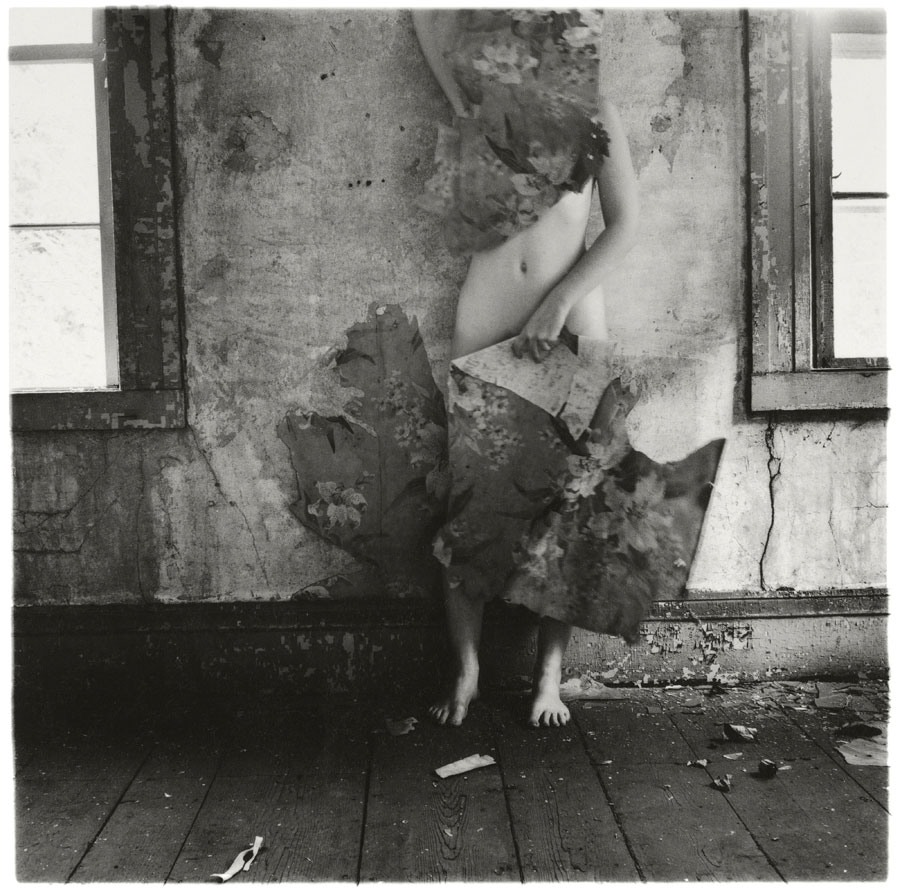 From Space2, Providence, Rhode Island, 1976 © Francesca Woodman / Estate Of Francesca Woodman / Charles Woodman / Artists Rights Society (ARS), New York / VG Bild-Kunst, Bonn 2020