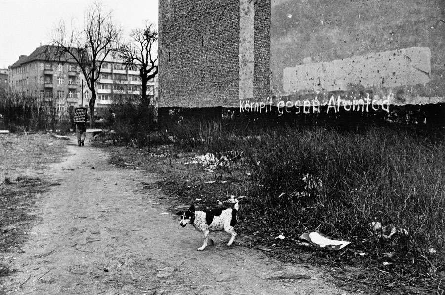 Arno Fischer, West Berlin, Charlottenburg, 1959 © Arno Fischer Estate