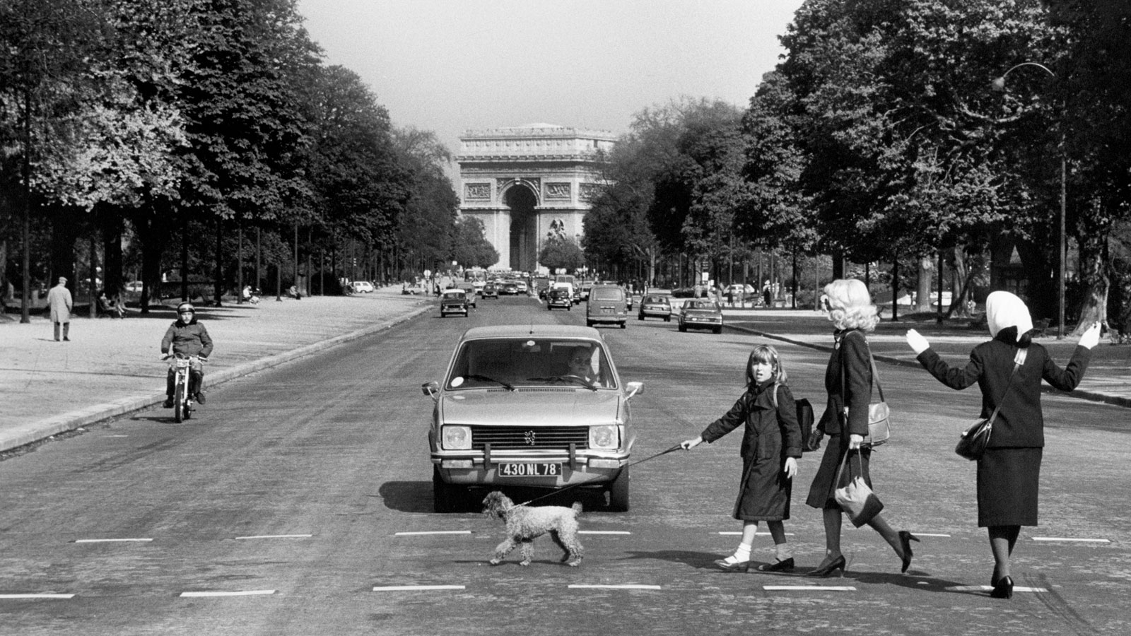Argus Fotokunst | Roger Melis »Paris By Foot«