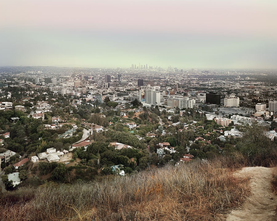 Elmar Haardt, Runyon Canyon, CA, 2018, 205 X 255 X 6 Cm, Diasec C-Print, Mounted On Aludibond, Edition Of 3 + 2 AP, From The Series Land Of Dreams (2017 – 2019), Signed, Numbered And Dated On Verso, AP 2 Of 2 © Elmar Haardt (On View At DIE GANZE FREIHEIT, Berlin)