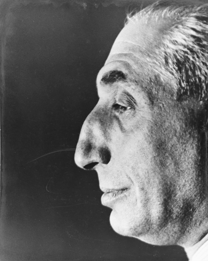 Gerty Simon, Alfred Flechtheim, 1934-1935 © The Bernard Simon Collection, Wiener Holocaust Library Collections